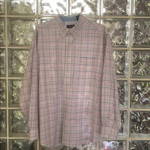 Chaps Easy Care Dress Shirt 2XL NWOT